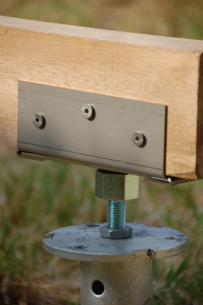 weasyfix - Connecteur wood pro & vis FS